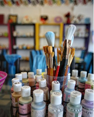 Paint a Pot Studio