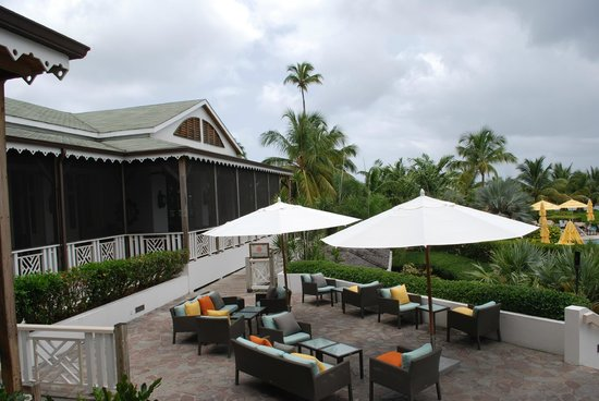 Four Seasons Resort Nevis, West Indies: Great place to relax