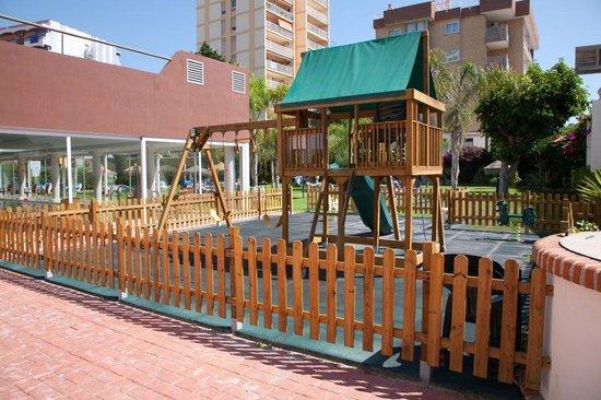 Hotel Monarque Fuengirola Park: Parque Infantil