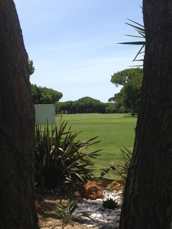 Pestana Vila Sol, Vilamoura: Behind 10th Tee