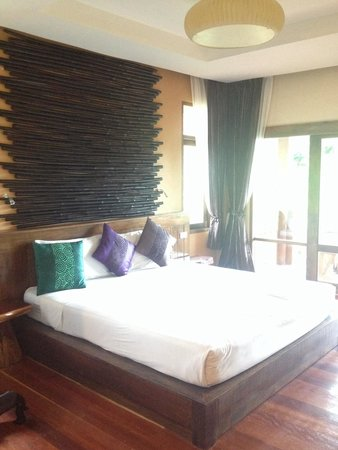 Palm Leaf Resort : Beautiful room