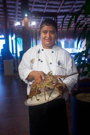 Fiesta Americana Condesa Cancun All Inclusive: Chef Jorge del Restaurante Mexicano