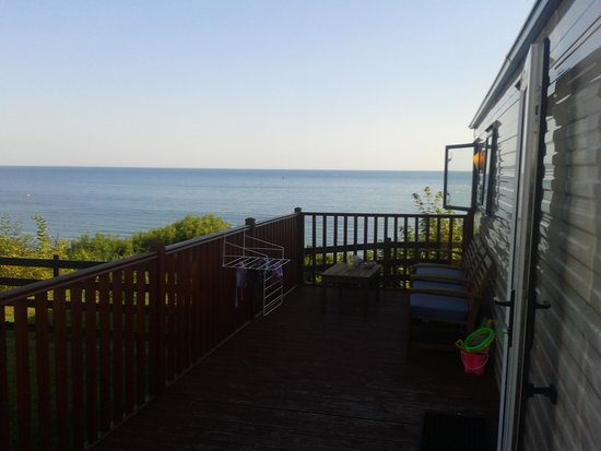 Quay West Holiday Park - Haven: The view