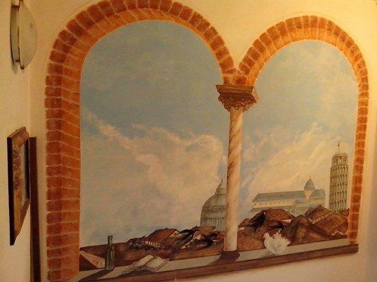 Leonardo Hotel: interior