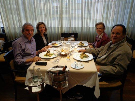 Radisson Blu Hotel, Lisbon : restaurante muito bom