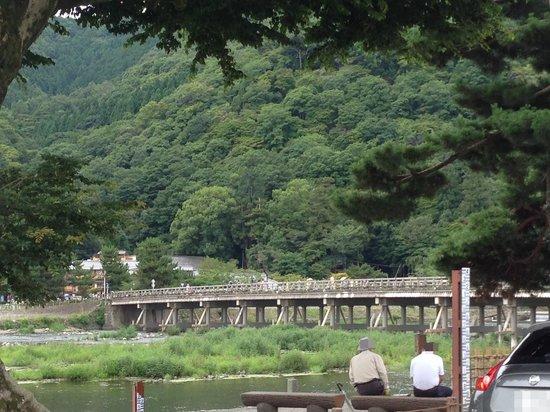 Togetsukyo: 渡月橋