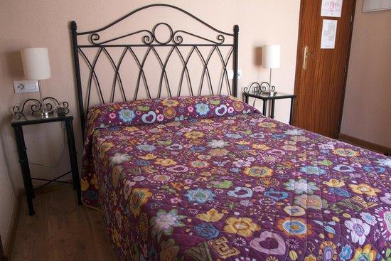 Hospederia Luis de Gongora: habitación