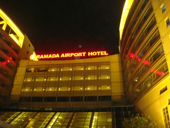 Ramada Pudong Airport Shanghai: Outside