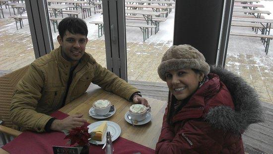 Zugspitze : Cafeteria