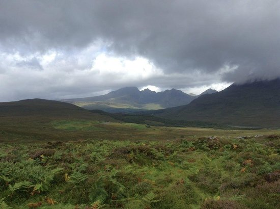 Isle of Skye, Boreraig and Suisnish Walk