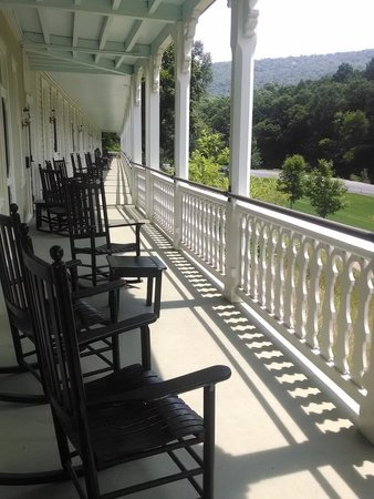Omni Bedford Springs Resort: feel apart of history