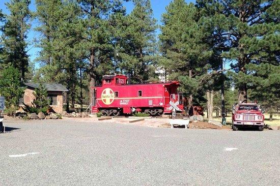 Canyon Motel & RV Park: Grand Canyon Hotel and RV Park