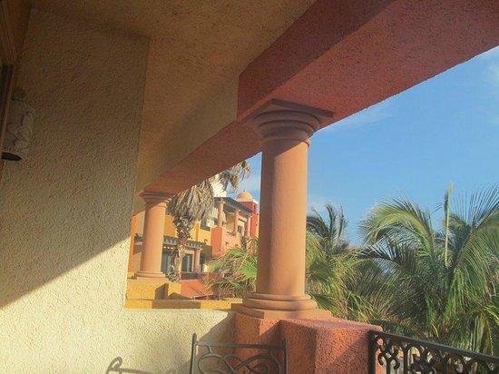 Playa Grande Resort: Side shoot off the balcony