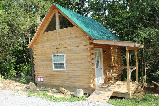 Kozy Haven Log Cabin Rentals Updated 2017 Campground