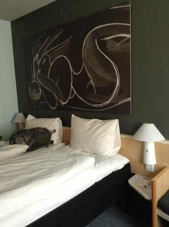 Ibis Wien City: Room
