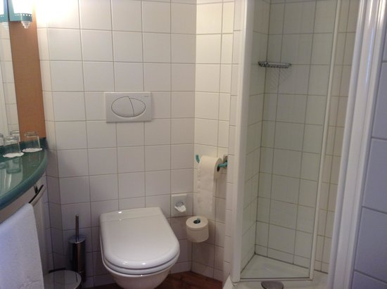 Ibis Wien City: WC