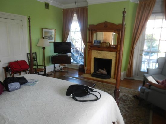 The Gastonian - A Boutique Inn: Pulaski room