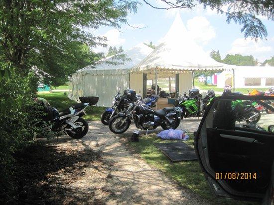 Camping Vert Lagon
