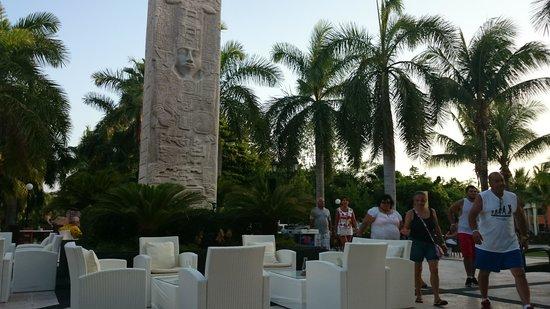 Grand Bahia Principe Coba: estupenda terraza