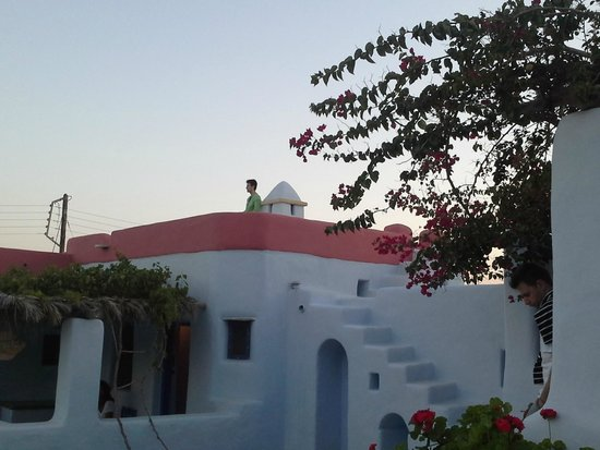 Gitonia tis Irinis : one of the houses at the hotel