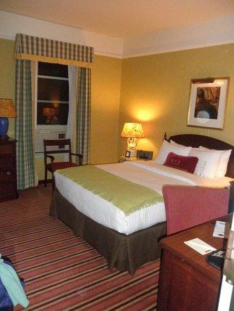 Hotel Rex San Francisco : Nuestra habitacion