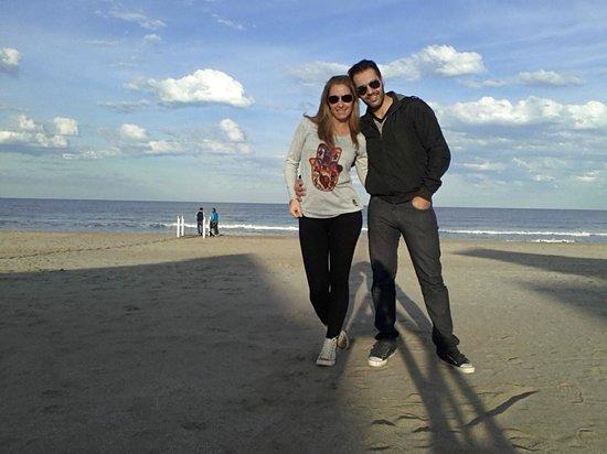 La Playa de Valeria del Mar: playa valeria del mar