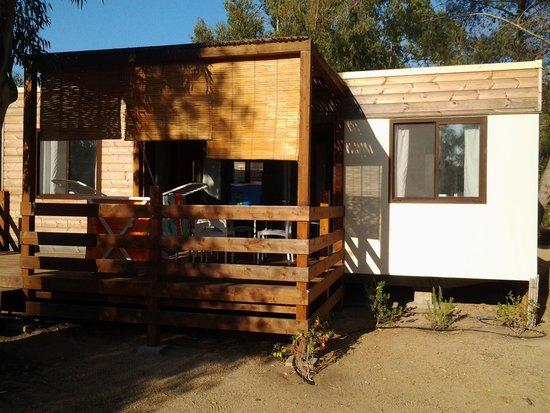 Tiliguerta Camping Village: casetta