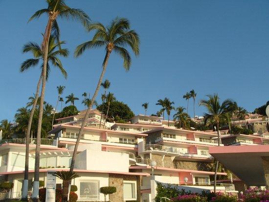 Las Brisas Acapulco: Vista de hotel