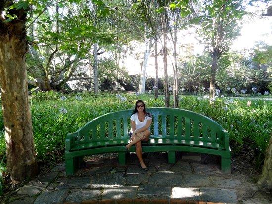 Parque das Aguas: Parque das águas