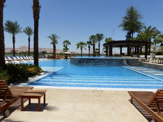 Hilton Luxor Resort & Spa : The Pool