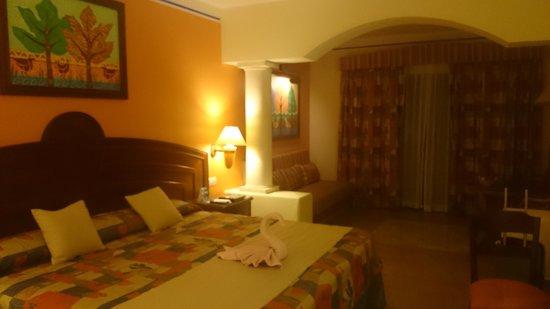 Grand Bahia Principe Coba: Preciosa habitación