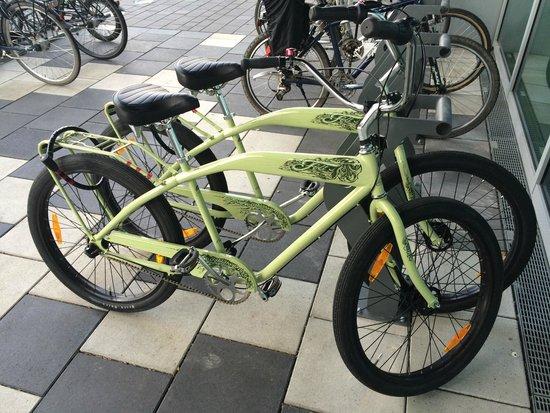 Kameha Grand : Fahrräder