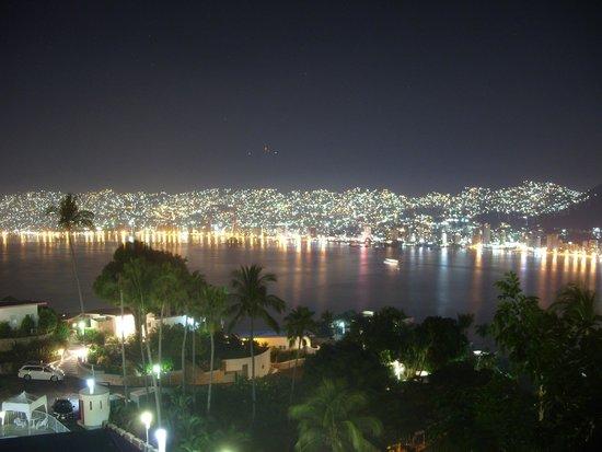Las Brisas Acapulco: Bahia de acapulco desde habitacion