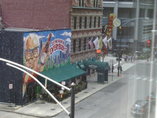 Harry Caray's Italian Steakhouse River North : Harry's from Kinzie Hotel