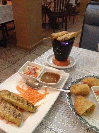 Sabai Thai 2: Chicken satay
