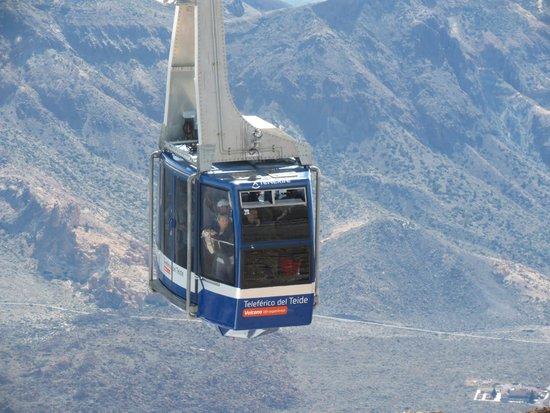 Volcan El Teide: easy.....