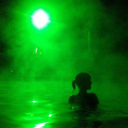 SilverOaks Resort Heritage: Piscina de água quente