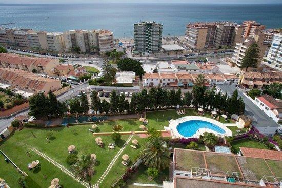 Hotel Monarque Torreblanca: Vistas al Mar