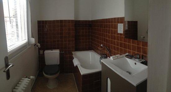 Hotel Jules : Bathroom