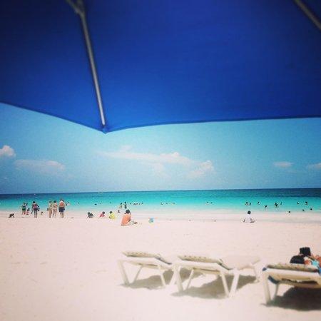 Playa Paraiso: Playa Paraíso, Tulum