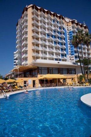 Hotel Monarque Torreblanca: Piscina 2