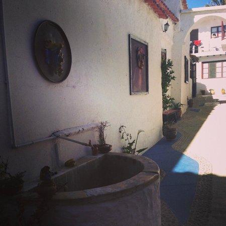 Hostal CasArte Takubamba : Entrance
