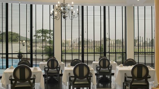 Le Meridien Ogeyi Place: Ororo Restaurant