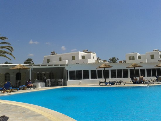 Mikri Vigla, Grekland: Veraclub Naxos