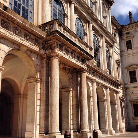 Palais Barberini : Palazzo Barberini!!
