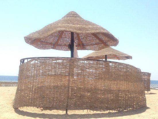 Siva Port Ghalib : plage