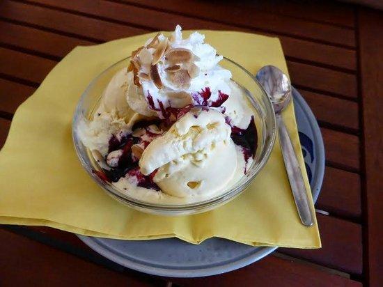Steinernes Haus: Ice cream