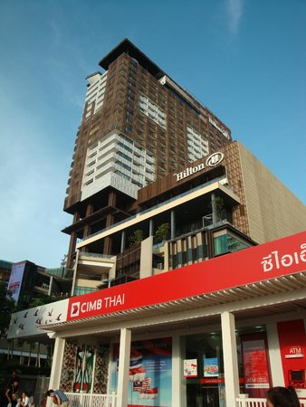 Hilton Pattaya: Hotel