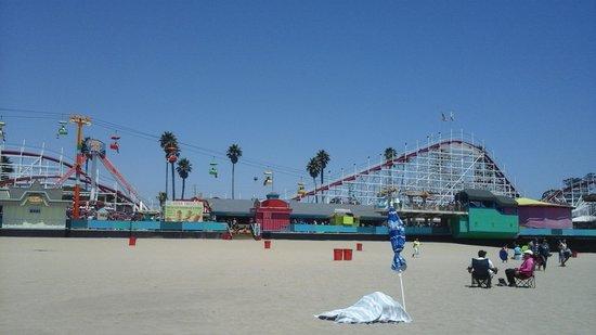Santa Cruz Main Beach: SC Beach Boardwalk