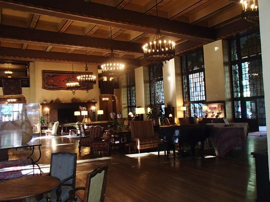 The Majestic Yosemite Hotel: So grand